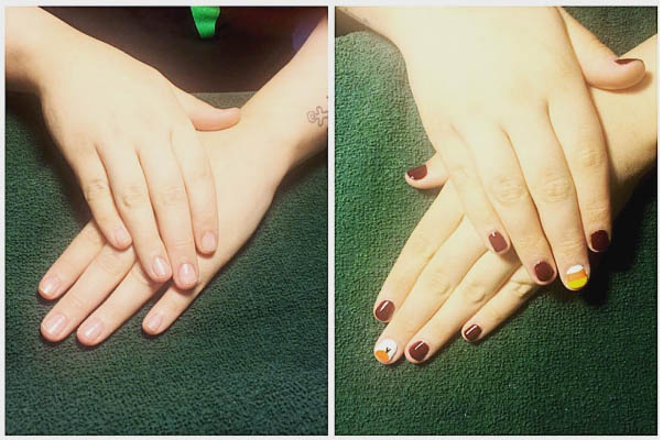 Green Turtle Salon and Spa - Nails styling by Cassidy