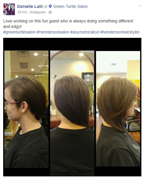 Green Turtle Salon and Spa - Henderson Hair Stylist