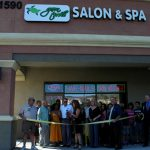 Green Turtle Salon Henderson NV - Opening