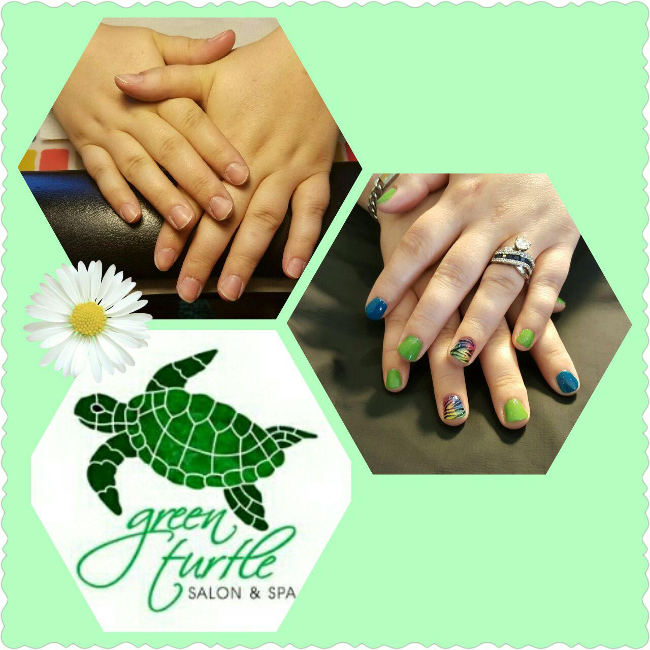 Green Turtle Nail Salon Henderson NV - Nail Cool Stylist