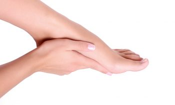 woman hand and feet isolated on white-Gt Salon